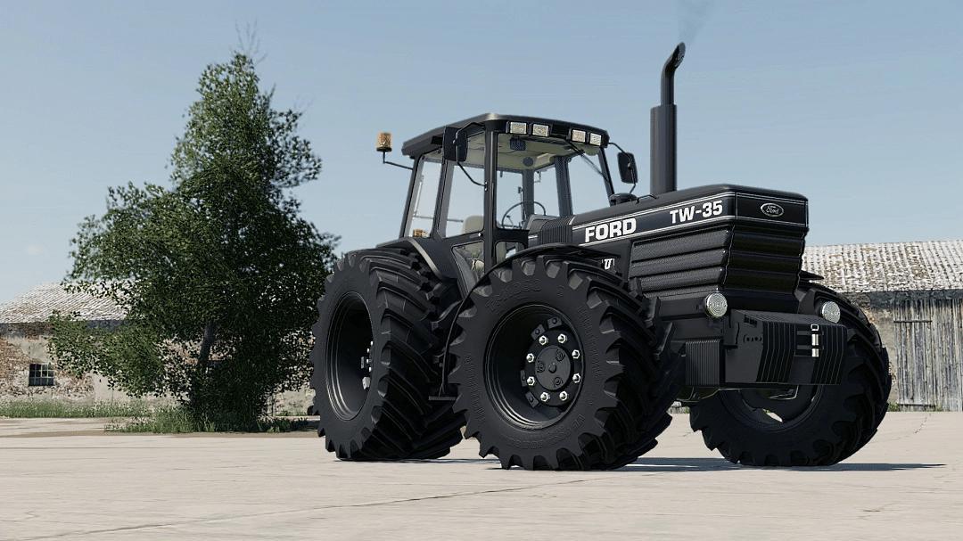 Ford TW 35 Black Edition