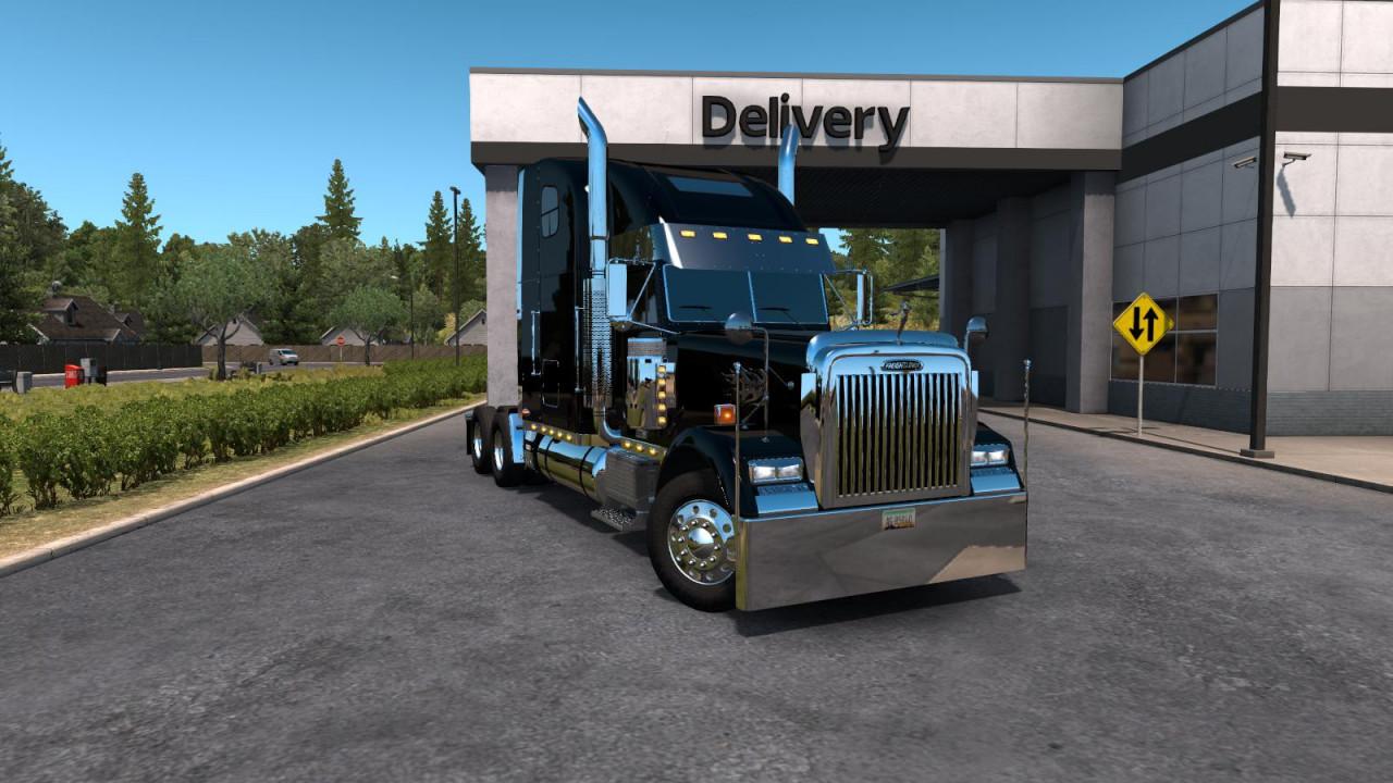 Freightliner FLD132