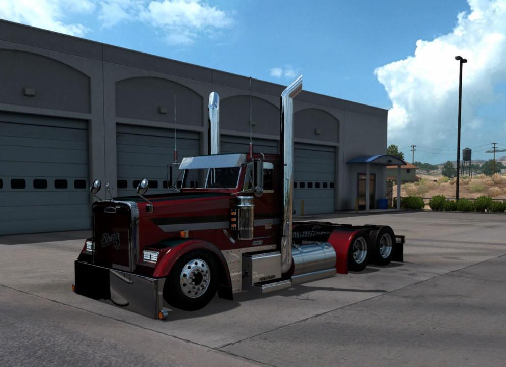 Freightliner Classic XL Custom fixed