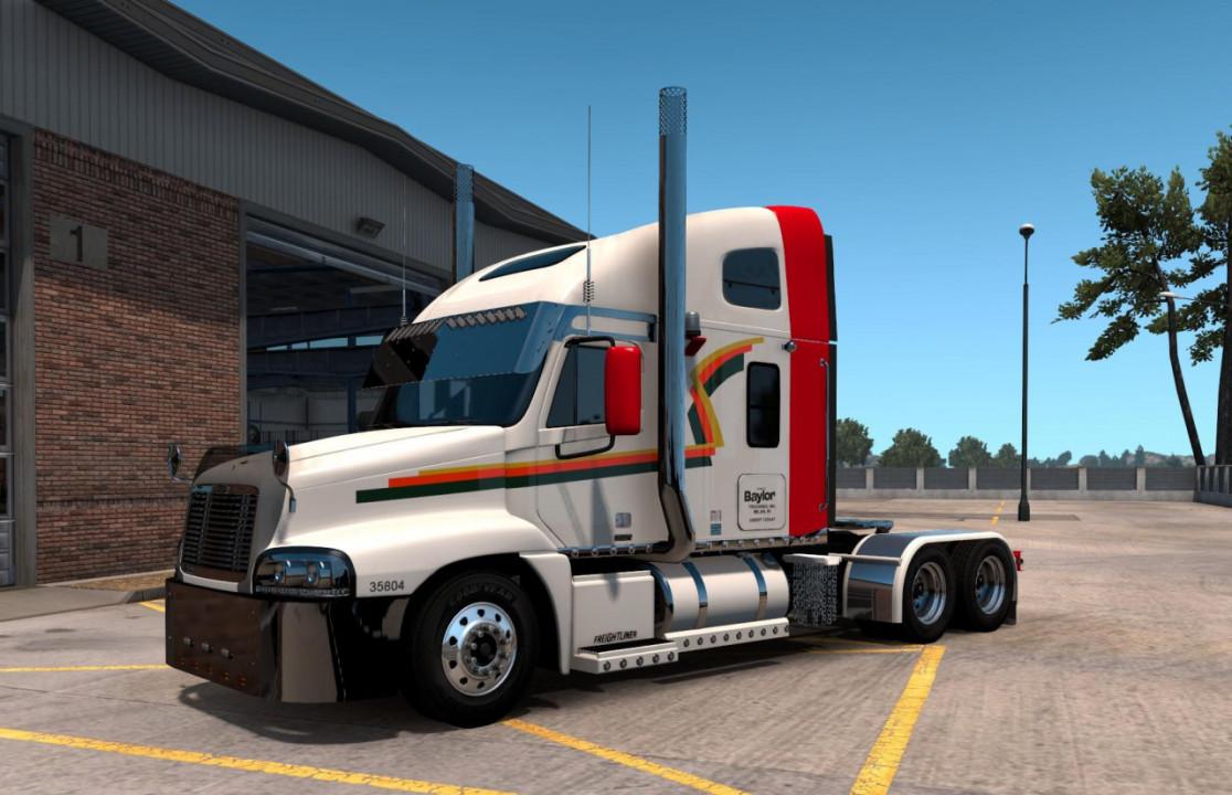Freightliner columbia/century custom