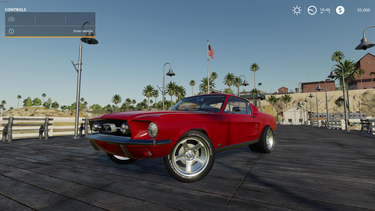 FS19 1965 Mustang