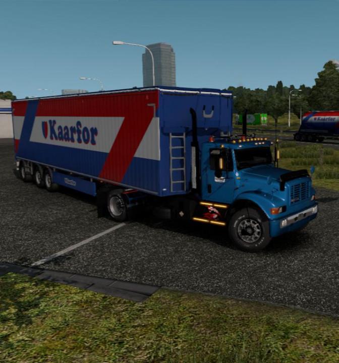 International 4700 ETS2 1.37