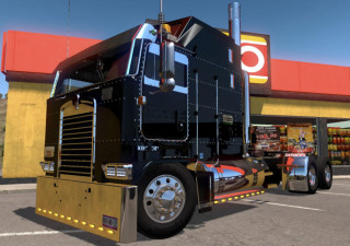 Kenworth K-100 Custom