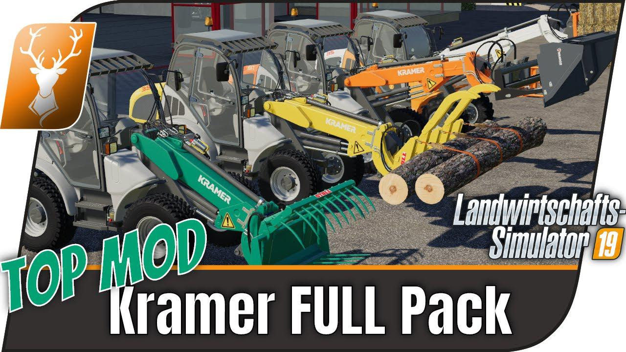 KRAMER Pack
