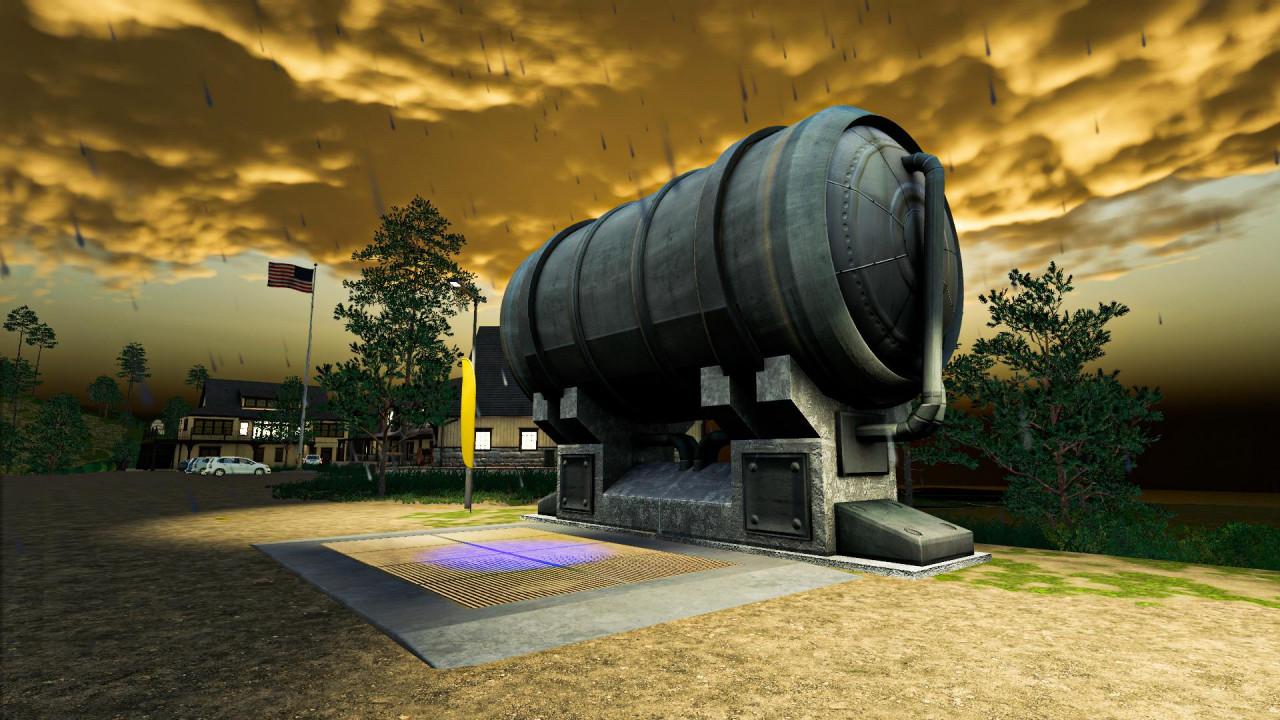 Liquid Silo Tank 250K