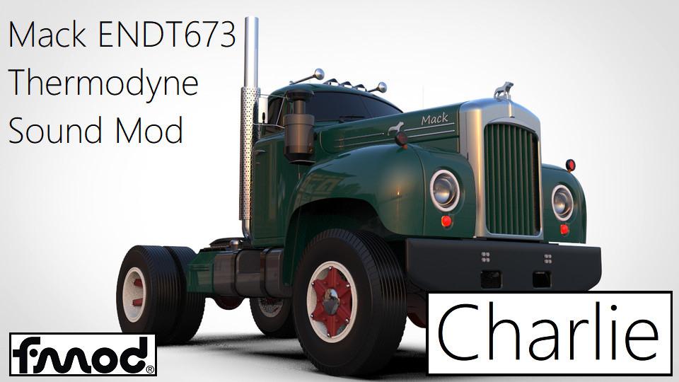 Mack ENDT673 Thermodyne Sound for 1.38+