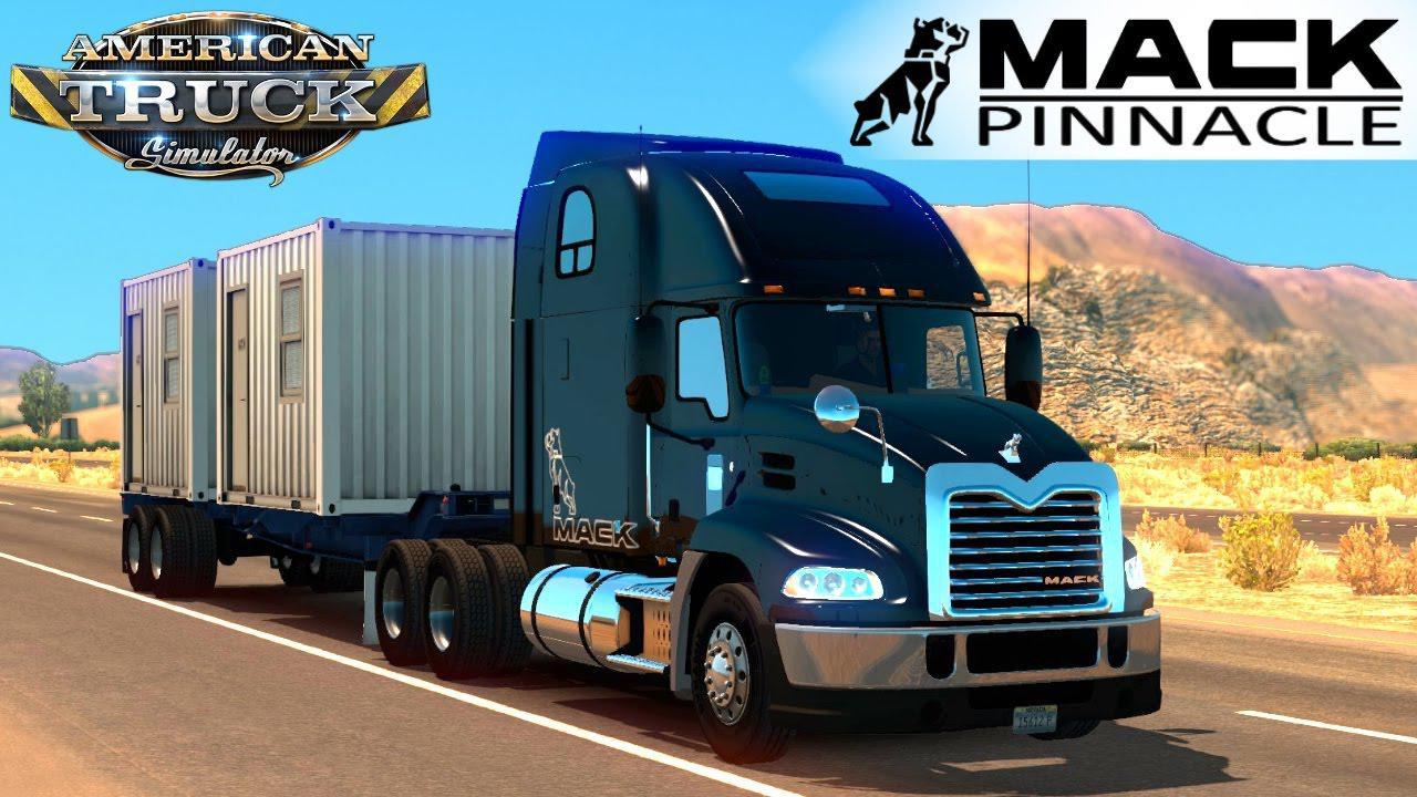 Mack Pinnacle updated