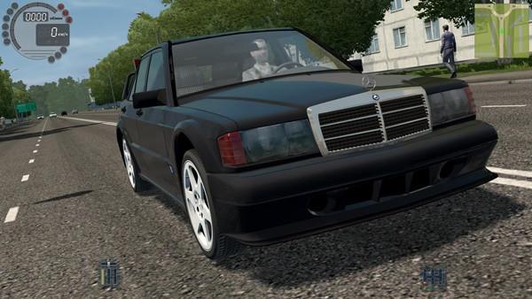 Mercedes-Benz 190E 2.5
