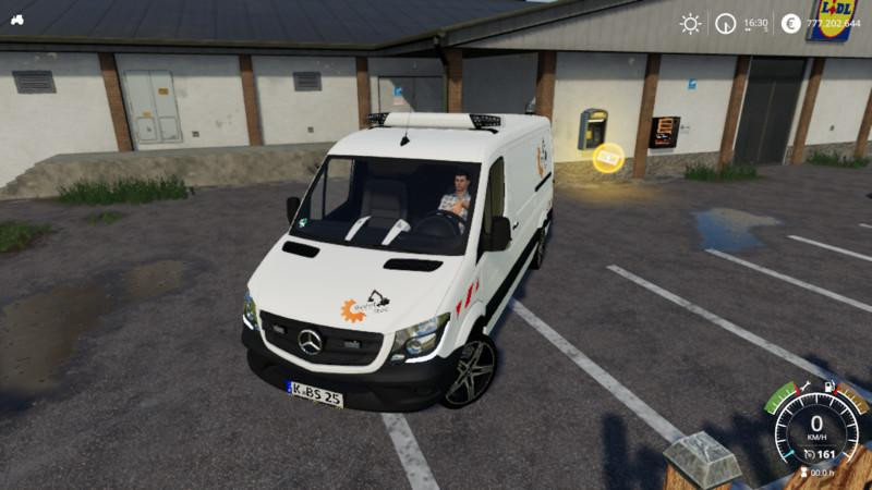 Mercedes sprinter 2014 bauhof-stani
