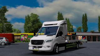 Mercedes Sprinter Assistance Spojkar 3.0CDI