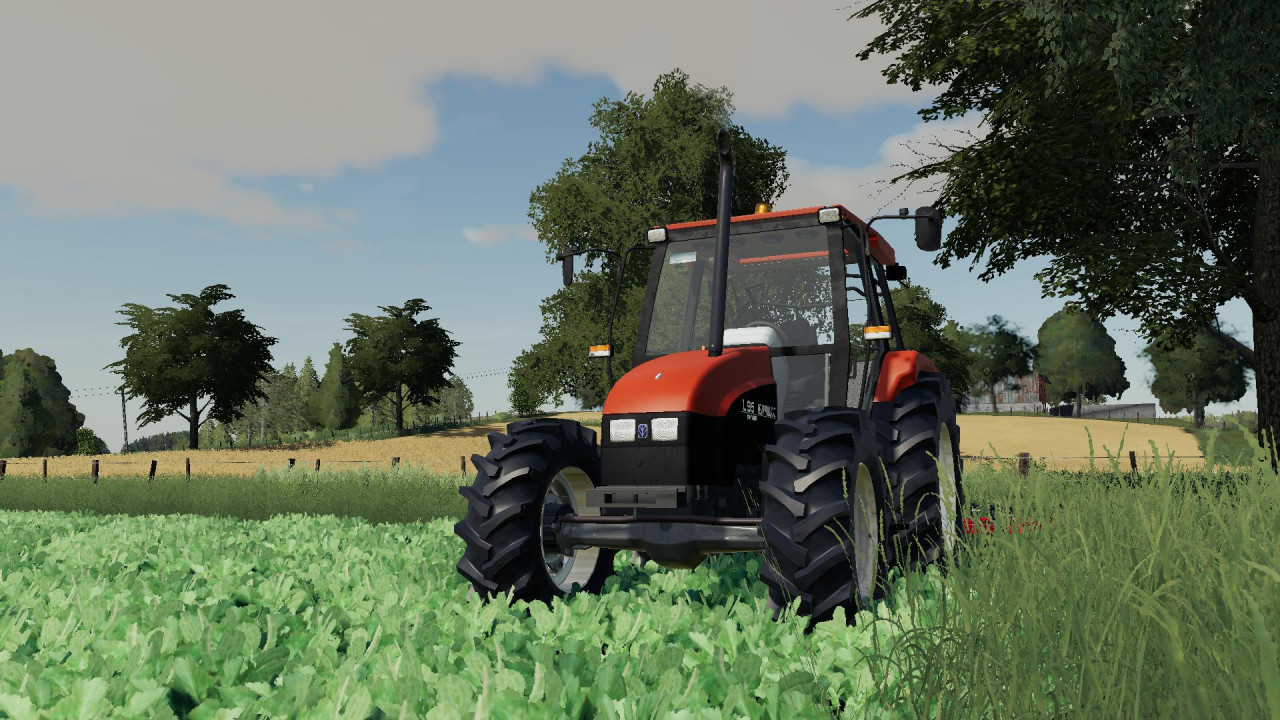 New Holland Serie L