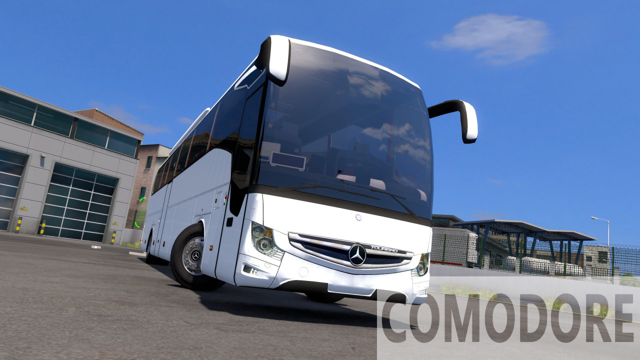 Mercedes-Benz New Tourismo Edition 1 15-16-17 RHD