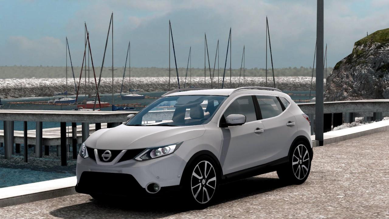 Nissan Qashqai 2016 1.37-1.38