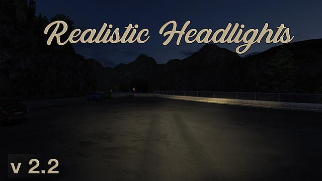 Realistic Headlights