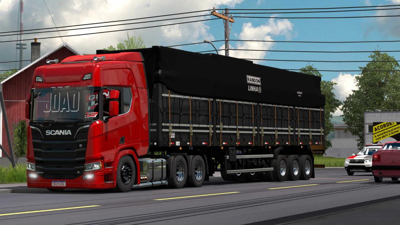 Scania Redzin