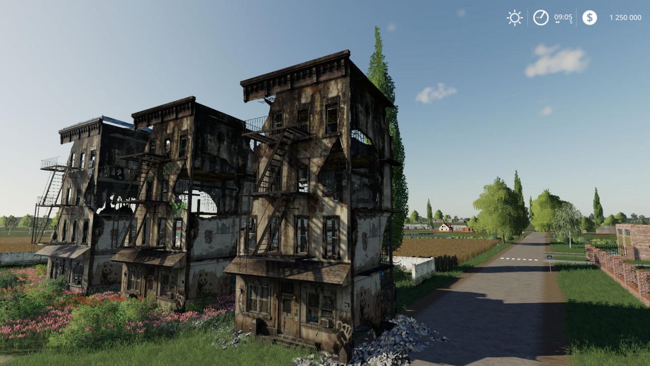BUILDING RUINS (PREFAB_GE)
