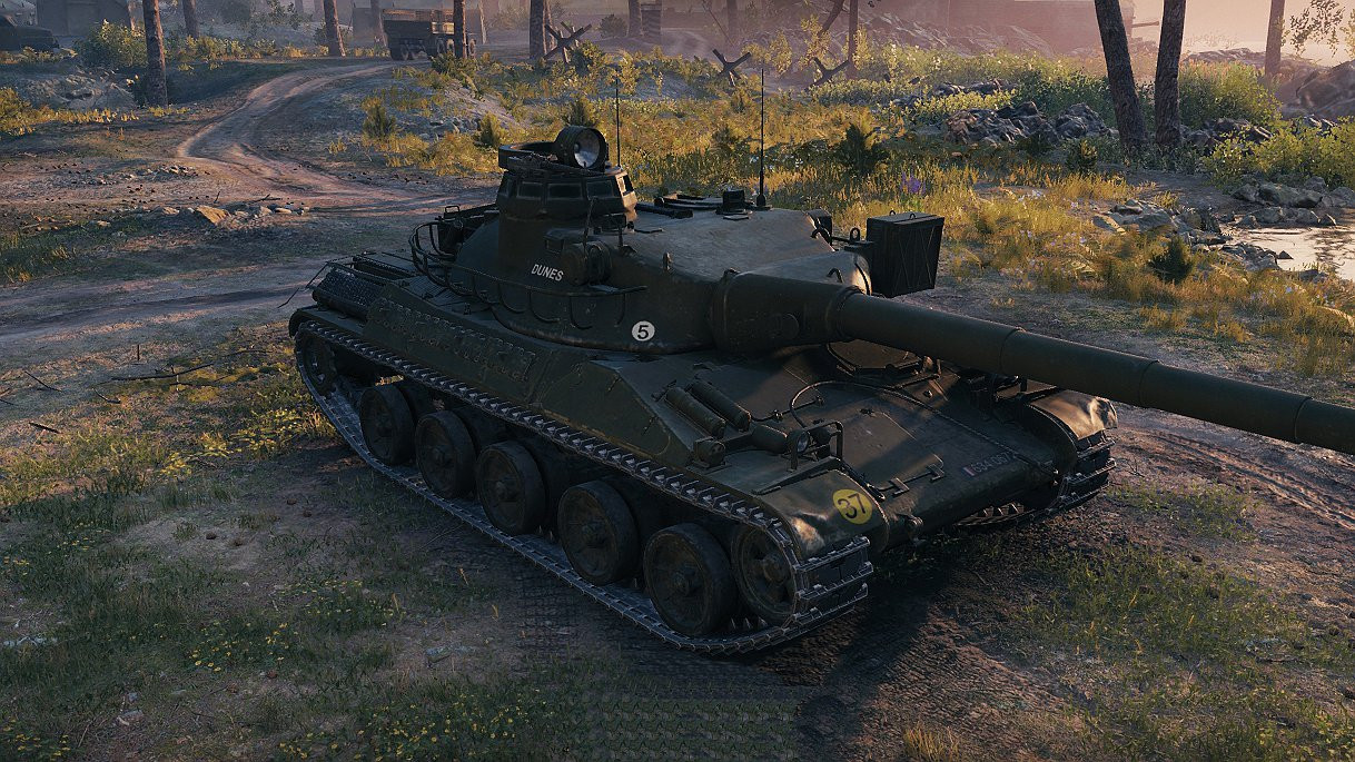 Gufo_Tave's AMX30B early
