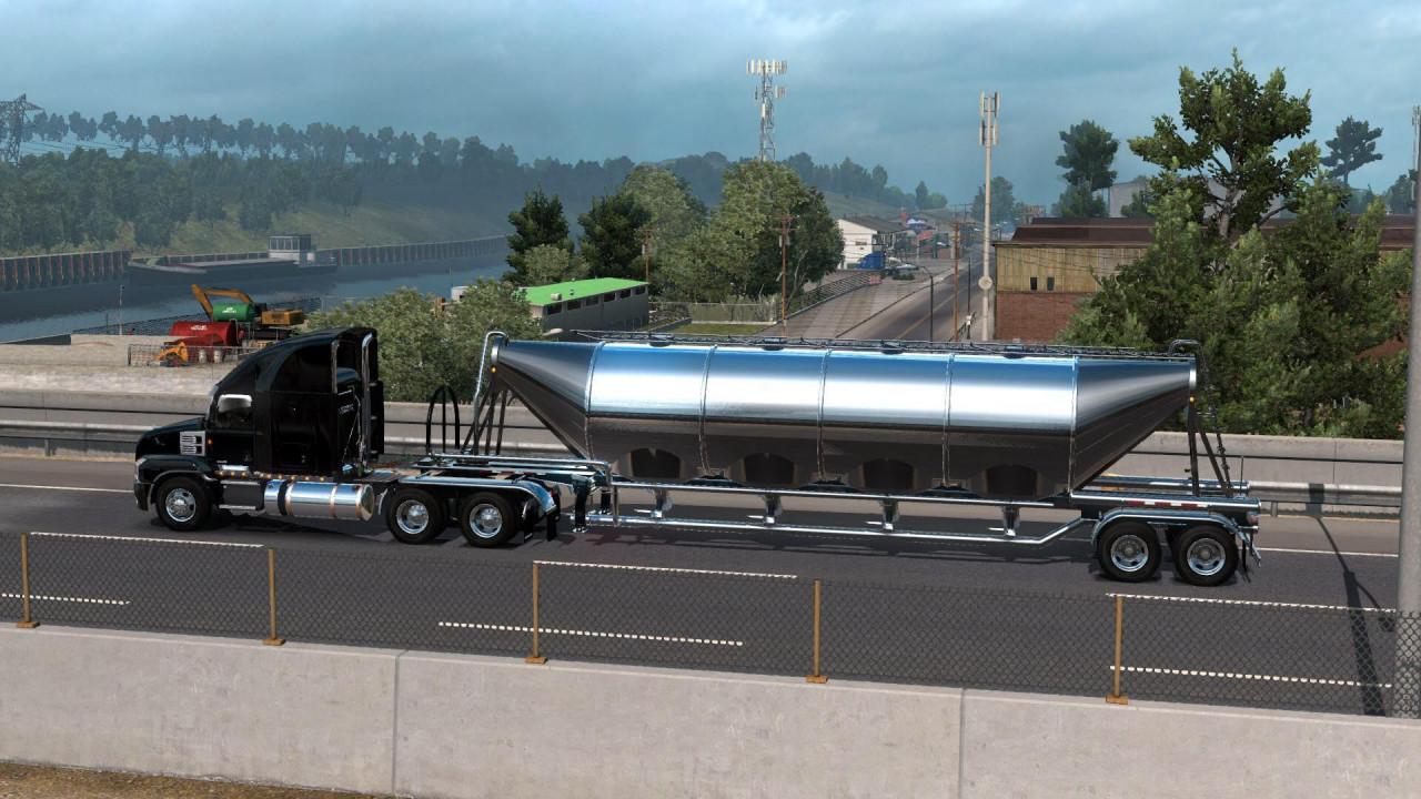 The Heil J&L Drybulk Tanker Ownable