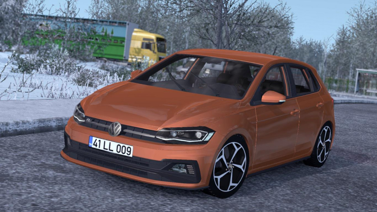 Volkswagen Polo 2020 7R