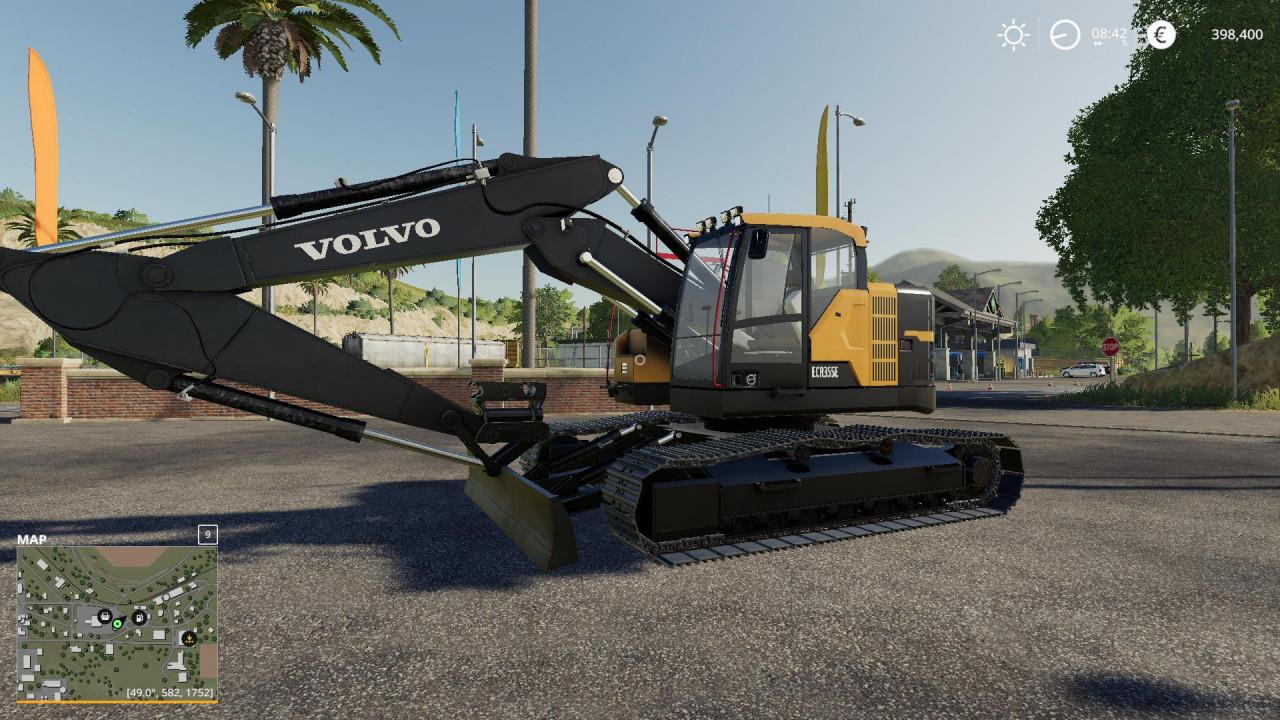 Volvo ECR355E