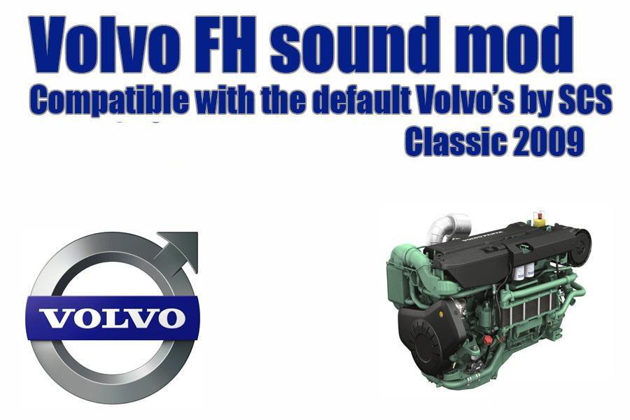 Volvo D13C Sound