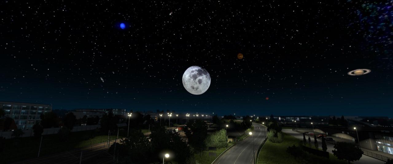 Star Light Sky