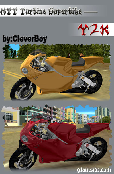 2009 MTT Turbine Superbike-Y2K