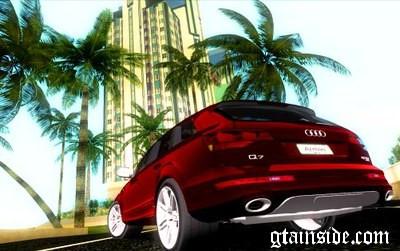 Audi Q7 v 12