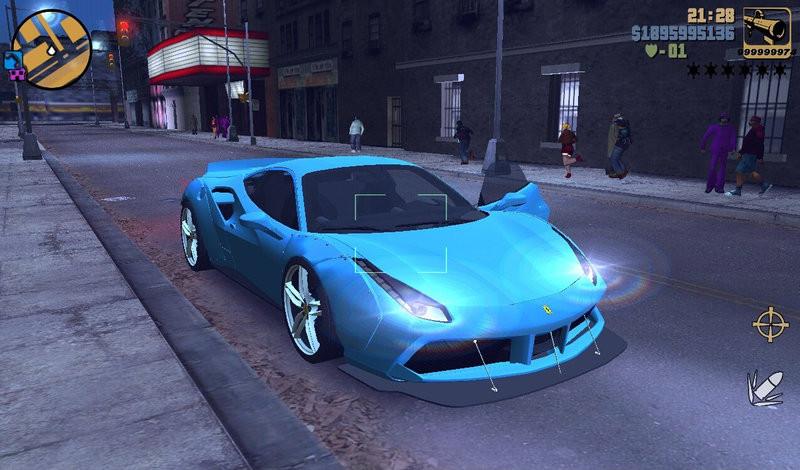 Ferrari 488GTB LB