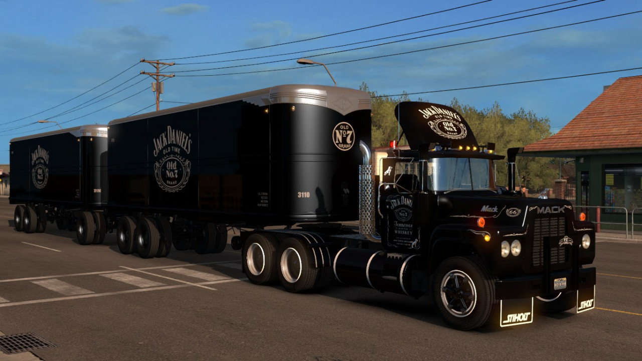 Mack R Series v 1.7 Fixed ATS 1.39.x
