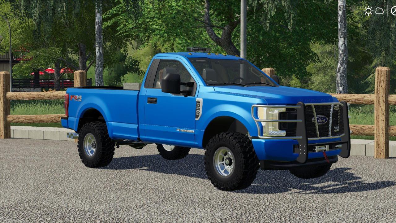 219 Ford Super Duty Single Cab v 1,,,