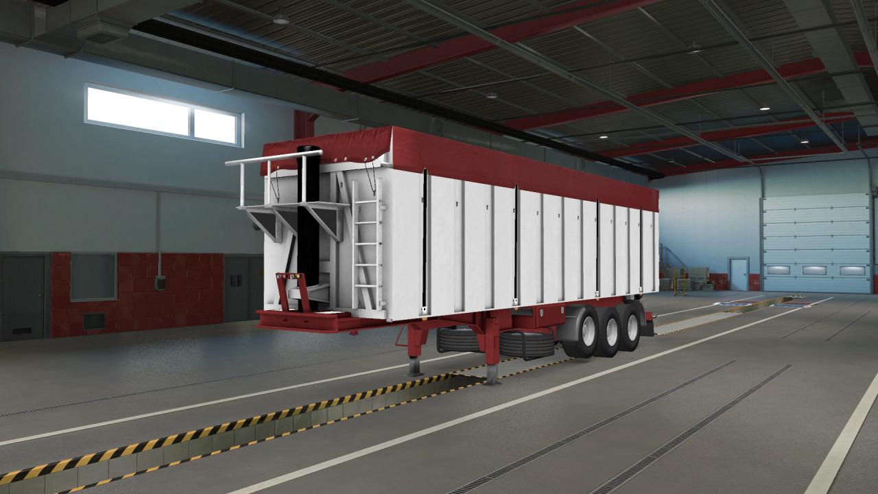 Fruehauf VFK ownable tipper trailer  (1.36 – 1.39)