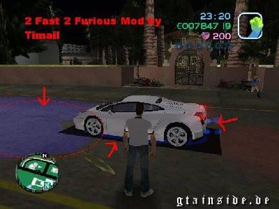 2 Fast 2 Furious mod