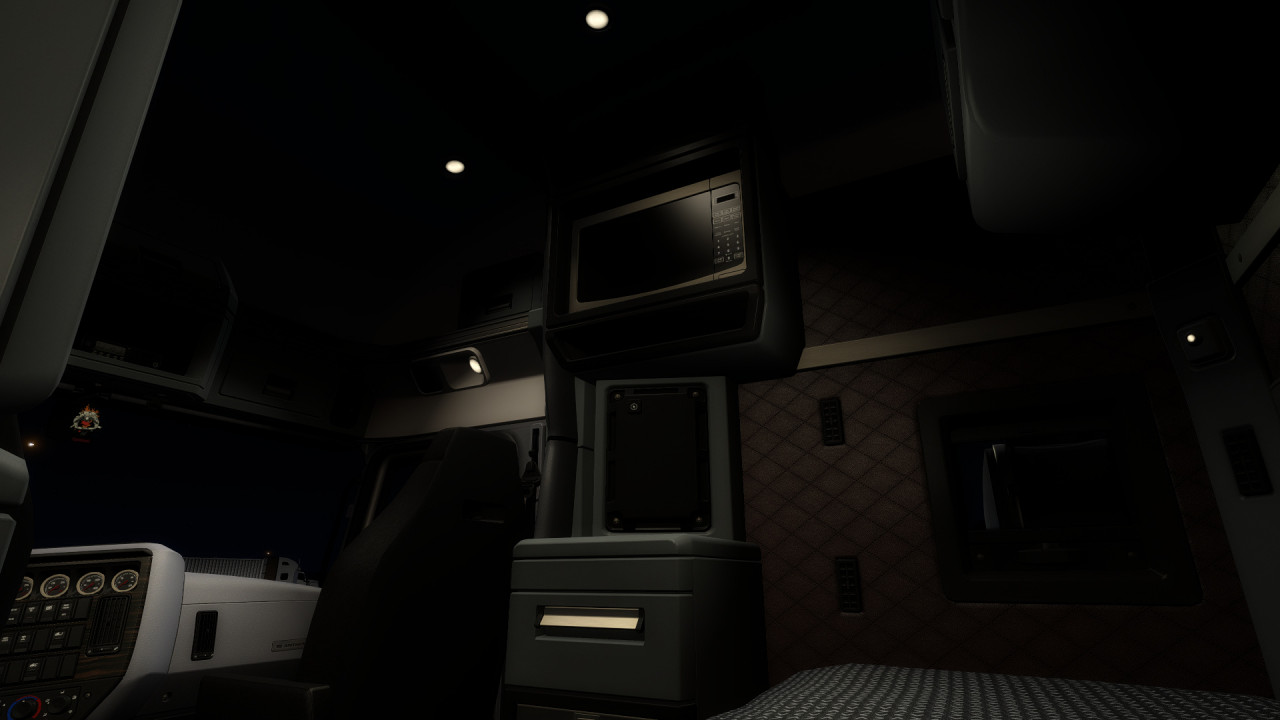 Small mods for Mack Anthem