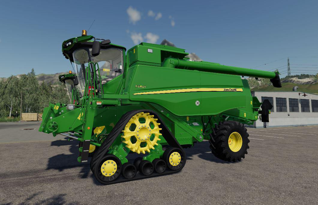 John Deere Full T-Series EU