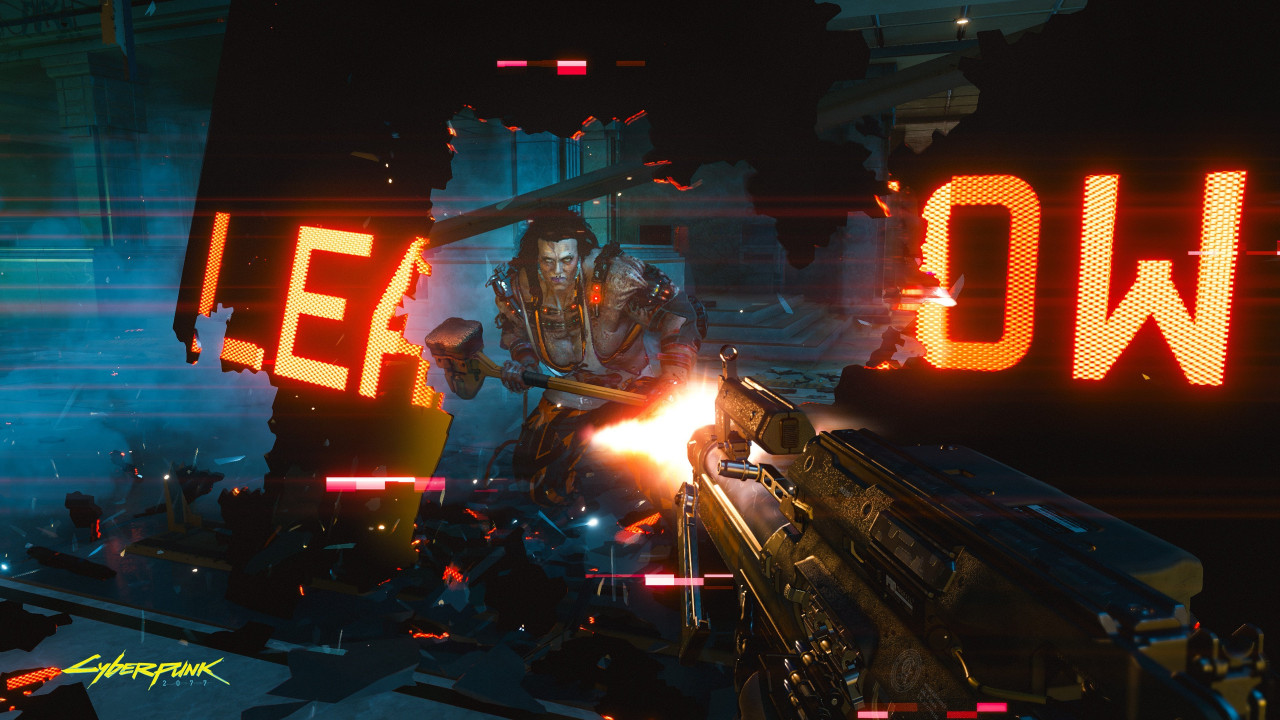 Someone Leaked 20 Minutes Footage of Cyberpunk 2077
