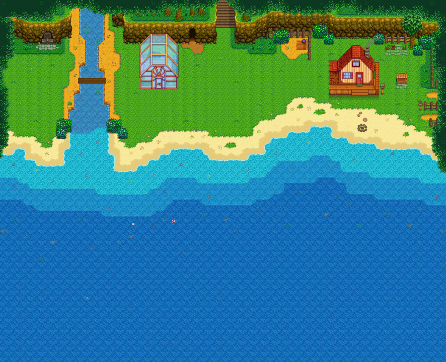 Small Beach Farm