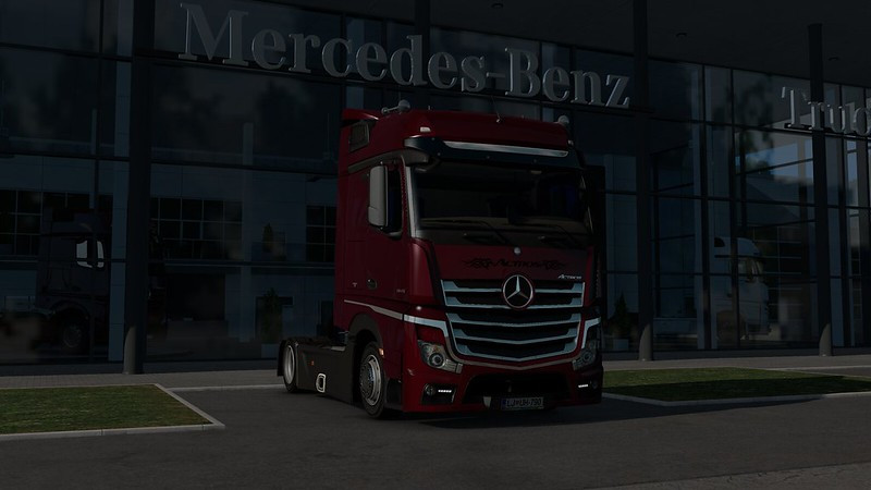 Low deck chassis addons for Schumi's trucks v4.7 1.39