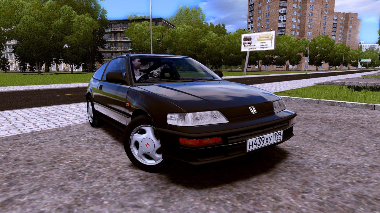 Honda CRX Tuned to 1000 HP