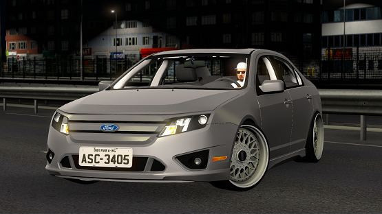 Ford Fusion 2010 V3 1.39
