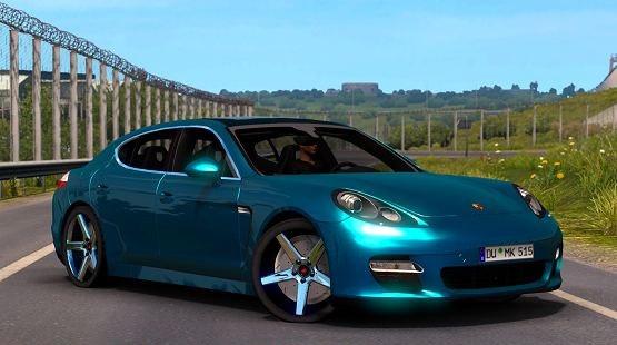 Porsche Panamera v5.0 1.39