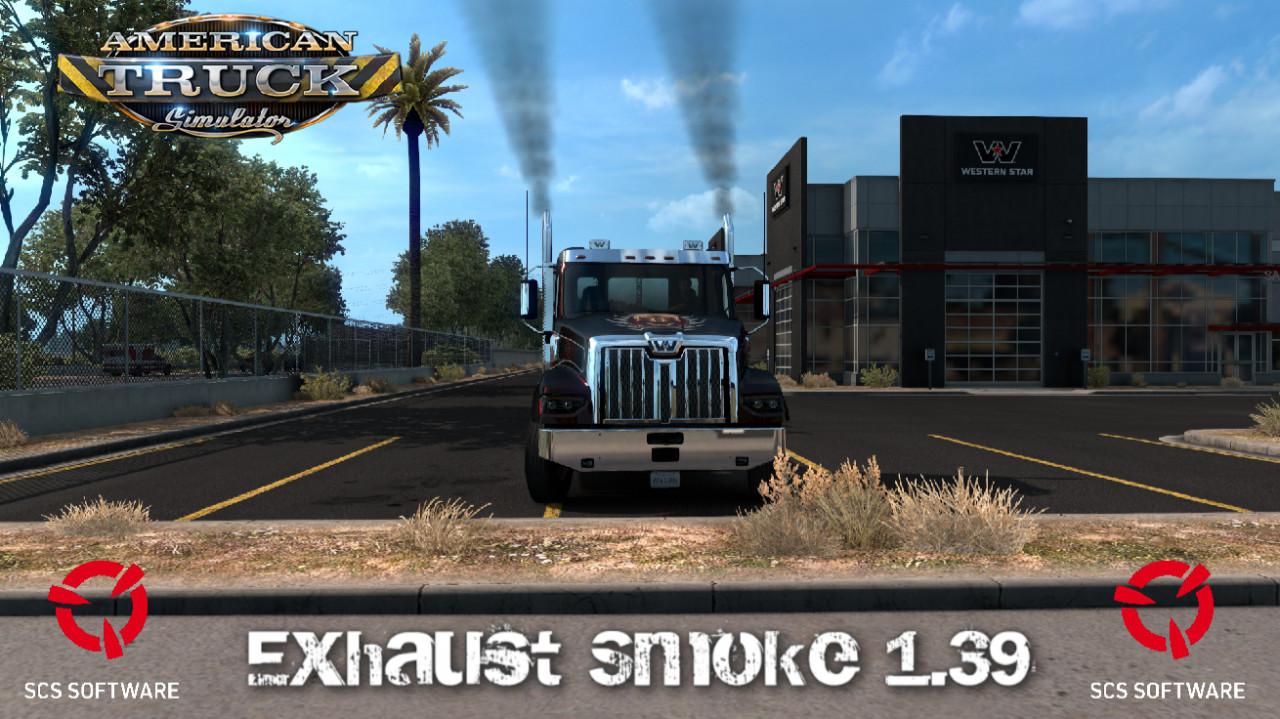 Exhaust Smoke for ATS