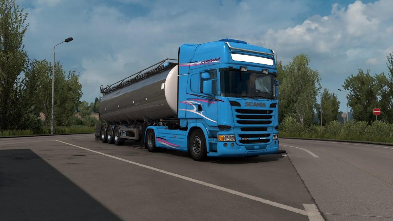 Scania DC13 engine sound mod 3.0 1.39