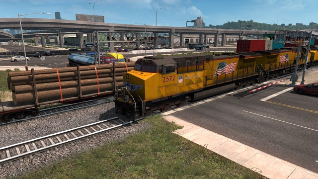 Long Trains Addon for Improved Trains mod