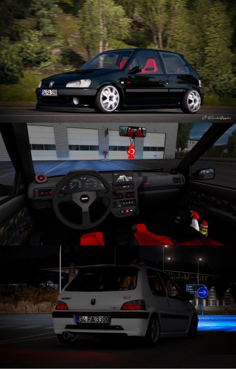Peugeot 106 GTİ + Varex Sound
