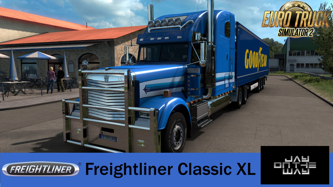 Freightliner Classic XL (BSA Revision)