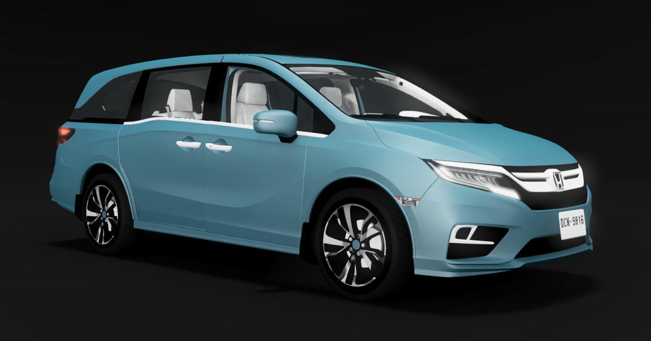 Honda 2018 Honda Odyssey