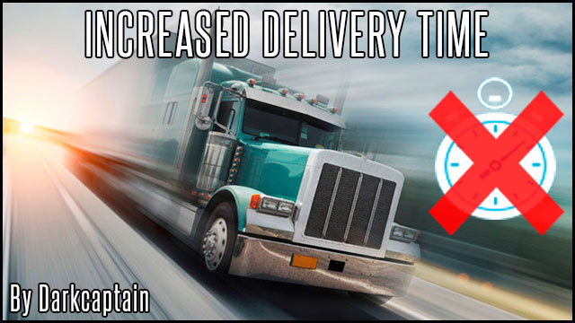 Increased Delivery Time for ATS