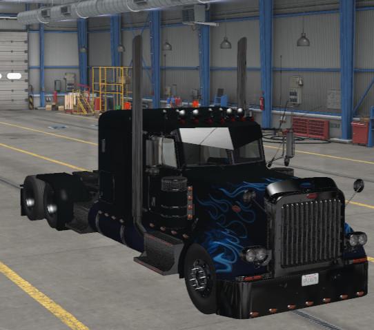 Peterbilt 389 custom ats 1.39