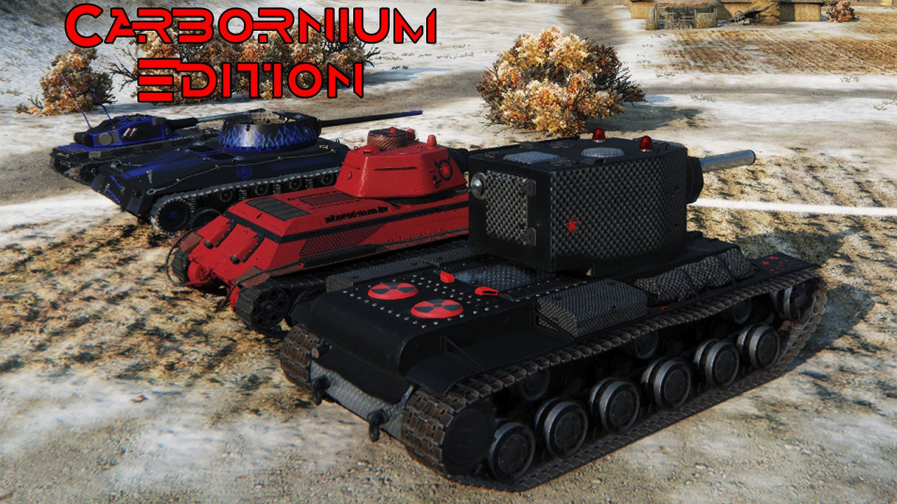 KV 2 Carbornium Edition